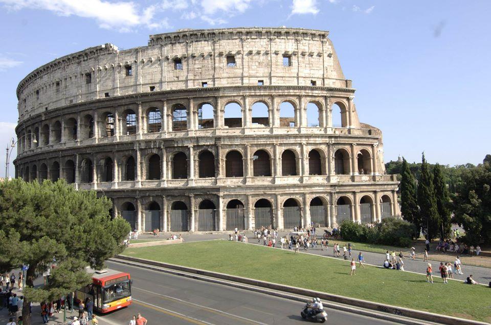 Coliseum - Rome Italy